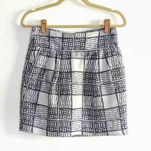 NWOT Banana Republic lined skirt